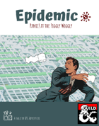 Epidemic 2020: Panic! at the Piggly Wiggly