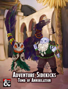 Adventure Sidekicks: Tomb of Annihilation