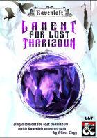 Lament For Lost Tharizdun [LLT] [BUNDLE]