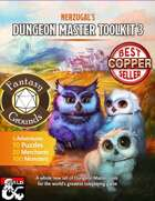 Nerzugal's Dungeon Master Toolkit 3 (Fantasy Grounds)