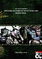 The Twelve Presents Medani: Masters of Detection and Deduction