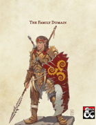 The Family Domain - A Cleric Subclass