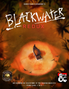 Blackwater Redux | An Eberron Campaign (Fantasy Grounds)