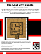 B4: The Lost City Bundle