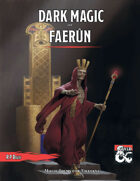 Dark Magic of Faerûn