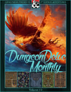 Dungeon Delve Monthly #1.03