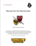 CCC-HERO-BK-02-05 Morsels for the Monstrosity