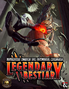 Legendary Bestiary: Legendary Actions for Low-Level Monsters (Fantasy Grounds)