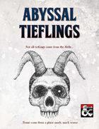 Abyssal Tieflings