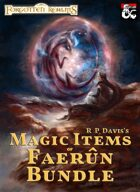 Magic Items of Faerûn  [BUNDLE]