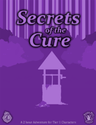 CCC-MMT 01-05: Secrets of the Cure