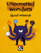 Uncovered Wonders: About Wizards