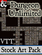 Unlimited Dungeons - Stock Art Pack