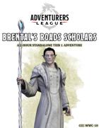 CCC-WWC-10 Brental's Roads Scholars