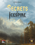Secrets of Icespire: Notice Boards, Encounters, and Bounties for the Hinterlands (Fantasy Grounds)