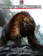 Way of the Owlbear