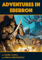 Adventures in Eberron [BUNDLE]