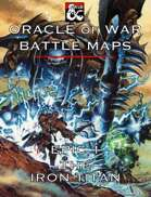 Oracle of War Battle Maps - The Iron Titan