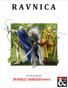 DQ's RAVNICA: Skills&Powers [BUNDLE]
