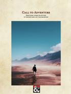Calls to Adventure