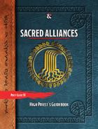 Sacred Alliances — High Priest's Guidebook