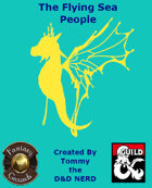 The Flying Sea People