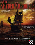 Khyber Khronicle Volume #09