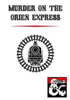 Murder on the Orien Express