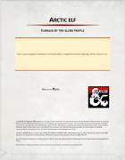 Arctic elf