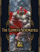 The Cannith Schematica