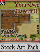 Your Own Tavern II - Stock Art Pack