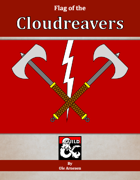 Flag of the Cloudreavers