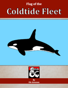 Flag of the Coldtide Fleet