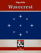 Flag of the Wavecrest