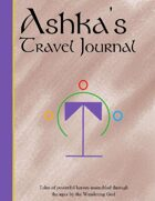 Ashka's Travel Journal