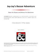Jay-Jay's Bazaar Adventure