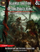 Against the Tide of the Pirate King (5e) (Fantasy Grounds)