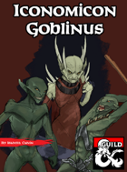 Iconomicon Goblinus-10 Pack Goblin Art