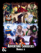 Adventure Sidekicks II [BUNDLE]
