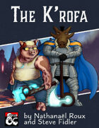 The K'rofa - A Porcine Race