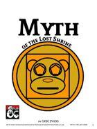 Myth of the Lost Shrine