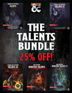 The Talents Collection (25% OFF) [BUNDLE]