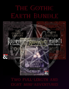 The Gothic Earth Adventure Bundle [BUNDLE]