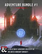 RPG Writer Workshop | Adventure Collection #1 [BUNDLE]