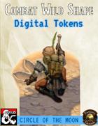 Digital Tokens: All Wild Shapes