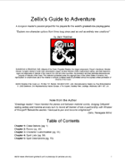 Zellix's Guide to Adventure
