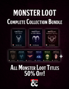 Monster Loot - Complete Collection Bundle [BUNDLE]