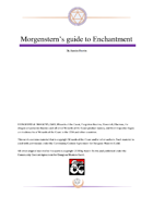 Morgenstern's guide to Enchantment