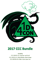 1d4Con Year 1 Bundle [BUNDLE]