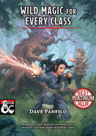 Wild Magic for Every Class